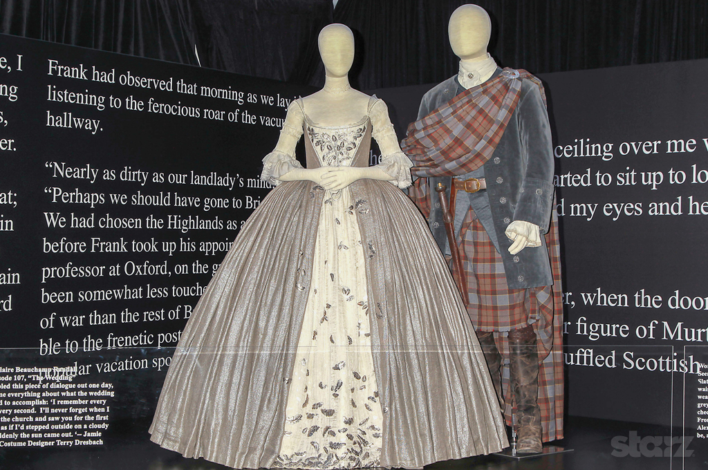 Outlander Wedding Dress To