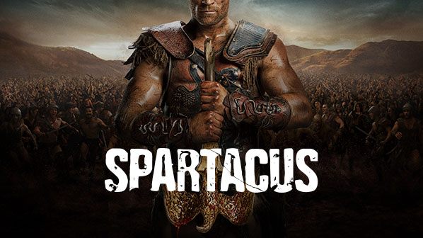 Spartacus Official Site | STARZ
